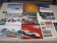 Nissan and Datsun brochures 1956-1978