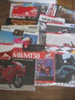 Honda brochures and flyers 1980-90s (23)