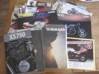 Yamaha brochures and flyers 1970s-90s inc' off road (34)