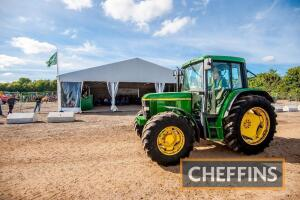 Drive Through Auction of Tractors to be held at The Machinery Saleground, Sutton, Ely, Cambs, CB6 2QT