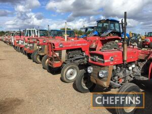 Older Tractors & 4wd Vehicles to be held at The Machinery Saleground, Sutton, Ely, Cambs, CB6 2QT
