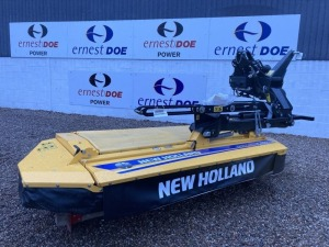 2020 NEW HOLLAND GRASS 2.8M DISCCUT STRAIGHT MOWER NEW & UNUSED HYDRAULIC SUSPENSION, 3 WAY FOLDING - (SERIAL NO KTNKL287T00000111) (11179284)