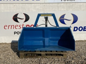 2020 FLEMING HYD5 TIPPING BOX NEW & UNUSED, HYDRAULIC VERSION - (SERIAL NO 128909) (61177134) (MANUFACTURERS WARRANTY APPLIES)