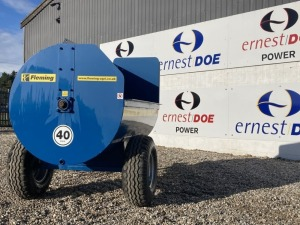 2019 FLEMING MS150 MUCK SPREADER NEW & UNUSED - (SERIAL NO N/A) (11170307) (MANUFACTURERS WARRANTY APPLIES)