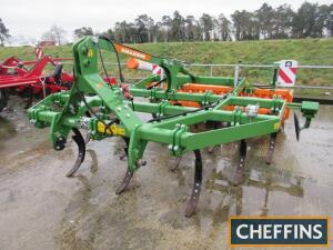 2019 Amazone Cenius 3003 Special fitted with discs, double press rollers and shearbolt tines, 3m (new and unused)