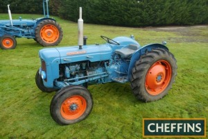 1962 FORDSON Dexta 3cylinder diesel TRACTOR On 11.2/10-28 rear and 6.00-16 front wheels and tyres. Originally supplied by Oliver H.Cooke & Son, Aldborough. V5C available Reg. No. 5065 PW Ser. No. 1504275