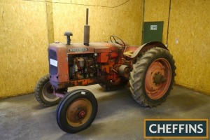 1959 NUFFIELD Universal DM4 4cylinder diesel TRACTOR Fitted with pulley wheel Serial No. NT5347