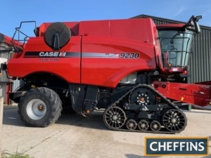 2014 CASE IH 9230 Axial-Flow 35ft cut COMBINE HARVESTER