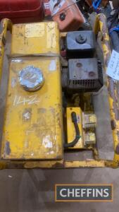 Harrington 3.5kva Petrol Driven Generator 