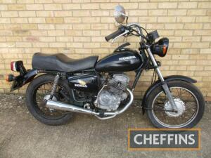 1981 198cc Honda CM200 MOTORCYCLE Reg. No. XGO 863W Frame No. MC012100426 Engine No. MC01E2108989 A non-running machine, that appears to be in complete condition and is offered for sale as a project complete with V5C Estimate: Offered without reserve