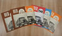 REO commercial vehicle brochures in Dutch (5)