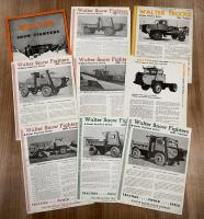 American Walter commercial vehicle brochures and leaflets (9)