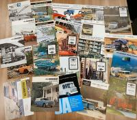 Chevrolet commercial vehicle brochures, in various languages (23)