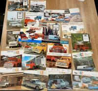 Chevrolet commercial vehicle brochures, in various languages (21)