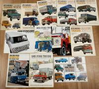 American Ford commercial vehicle brochures (12)