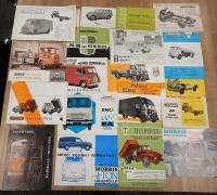 Morris commercial vehicle brochures and leaflets (19)