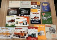 Seddon commercial vehicle brochures and price list (14)