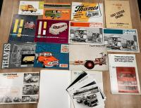 Ford commercial vehicle brochures, leaflets and press pack (14)