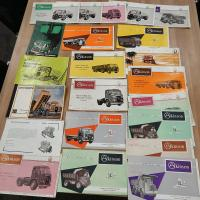 Atkinson commercial vehicle brochures and leaflets (23)