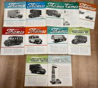 Ford Thames commercial vehicle brochures (11)