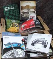 Qty of auction catalogues (3 boxes)