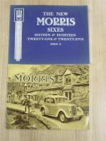 The Morris Sixes & The Morris Ten: 2 original sales brochures