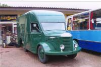 1949 Hotchkiss PL20 30hp van Reg. No. N/A An older restoration, originally purchased from Cheffins (April 2004) imported from France in 1980. Unregistered for road use but supplied with a good history file and evidence of some earlier film work. Consigned
