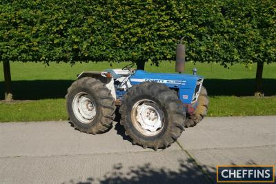COUNTY 764 4cylinder diesel TRACTOR Serial No. 37229 Fitted with rear linkage, top link and heavy duty drawbar on 18.4-30 wheels and tyres