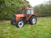 1995 URSUS 4514 Lightforce Deluxe 4wd TRACTORVery good ex-farm condition showing a genuine 1,000hours